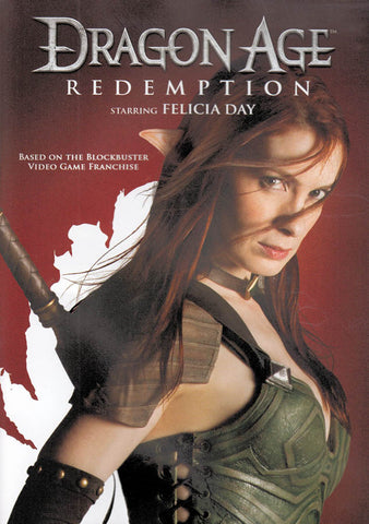 Dragon Age - Redemption DVD Movie