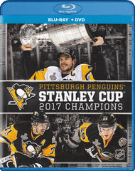 Pittsburgh Penguins: Stanley Cup - 2017 Champions (Blu-ray + DVD) (Blu-ray)