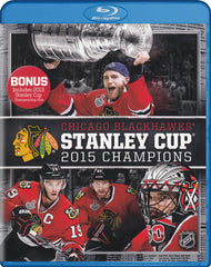 Chicago Blackhawks: Stanley Cup - 2015 Champions (Blu-ray)