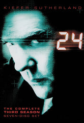 24 - The Complete Third (3) Season (Boxset)