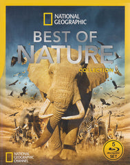 Best of Nature Collection (National Geographic) (Blu-ray) (Boxset)