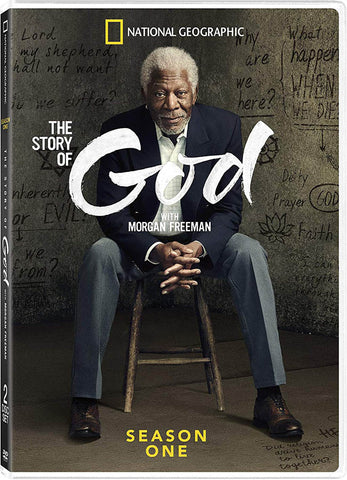 The Story Of God with Morgan Freeman - Season 1 (National Geographic) DVD Movie