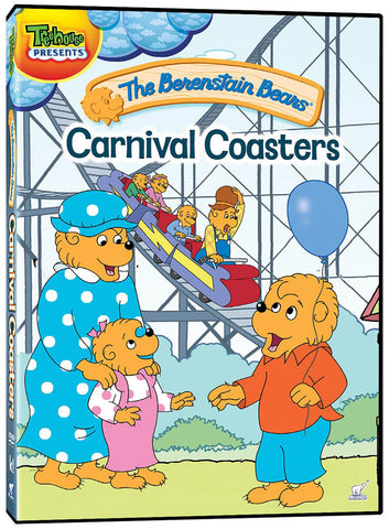 The Berenstain Bears - Carnival Coasters DVD Movie