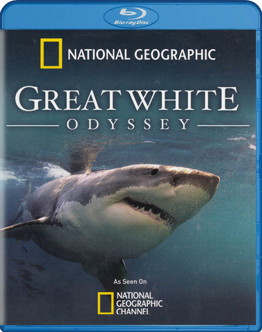 Great White Odyssey (National Geographic) (Blu-ray) BLU-RAY Movie