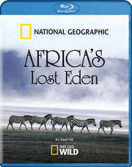 Africa's Lost Eden (National Geographic) (Blu-ray)