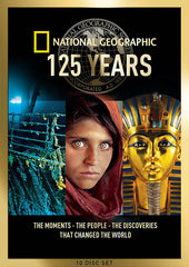 125 Years (10-Disc Set) (National Geographic) (Boxset)