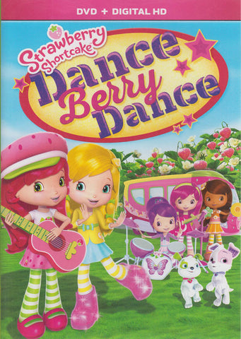 Strawberry Shortcake - Dance Berry Dance (DVD + Digital HD