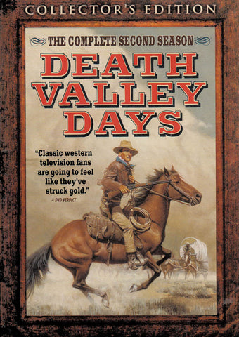 Death Valley Days - The Complete Season 2 (Collector's Edition) DVD Movie