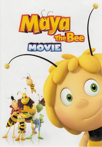 Maya The Bee Movie DVD Movie
