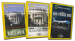 National Geographic White House Pack (3-Pack)