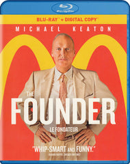 The Founder (Blu-ray / Digital Copy) (Bilingual) (Blu-ray)