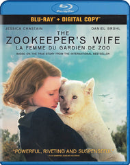 The Zookeeper s Wife (Blu-ray / Digital Copy) (Blu-ray) (Bilingual)