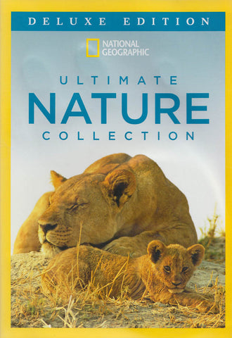 Ultimate Nature Collection (Deluxe Edition) (National Geographic) (Boxset) DVD Movie