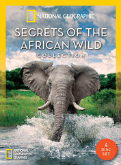 Secrets Of The African Wild Collection (National Geographic) (Boxset)