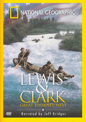 Lewis & Clark - Great Journey West (National Geographic) DVD Movie