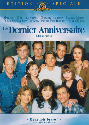 Le Dernier Anniversaire (French Cover) DVD Movie
