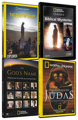 National Geographic Religion Pack (4-Pack)