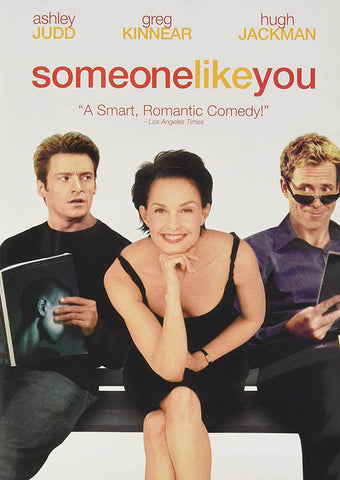 Someone Like You (White Cover) DVD Movie