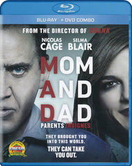 Mom And Dad (Blu-ray + DVD) (Blu-ray) (Bilingual)