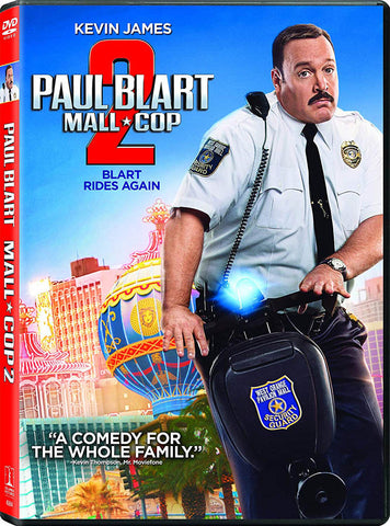 Paul Blart 2 - Mall Cop (Special Features) DVD Movie