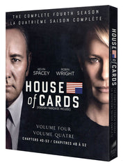House Of Cards - The Complete Season 4 (Blu-ray) (Boxset) (Bilingual)