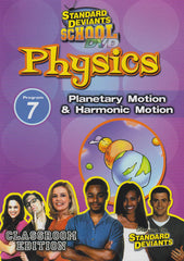 Standard Deviants School - Physics, Program 7 - Planetary Motion And Harmonic Motion