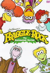 Fraggle Rock - The Animated Series (White Cover)