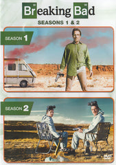 Breaking Bad - Season 1 & 2 (Boxset)