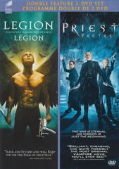 Legion / Priest (Double Feature) (Bilingual)