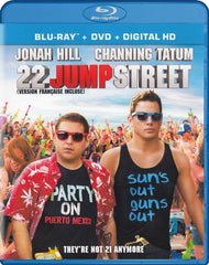 22 Jump Street (Blu-ray + DVD + Digital HD) (Blu-ray) (Bilingual)