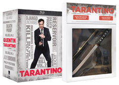 Quentin Tarantino - The Ultimate Collection (WITH Collectible Samurai) (Blu-ray) (Boxset)