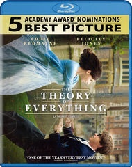 The Theory Of Everything (Bilingual) (Blu-ray)