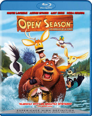 Open Season (Blu-ray) (Bilingual)