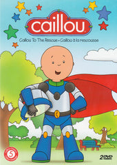 Caillou Classics - Caillou To The Rescue (Bilingual)