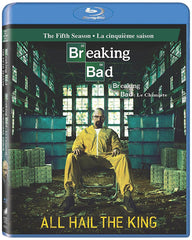 Breaking Bad - The Fifth Season (Blu-ray) (Bilingual)