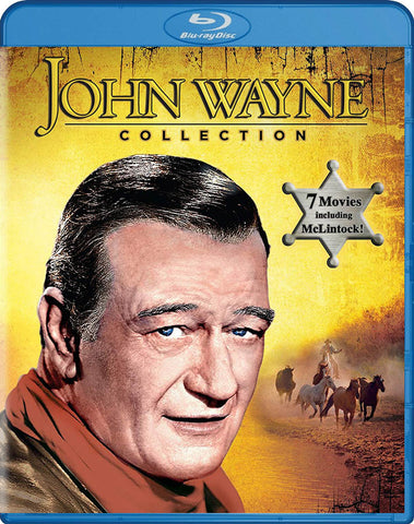 John Wayne Collection (Blu-ray) BLU-RAY Movie