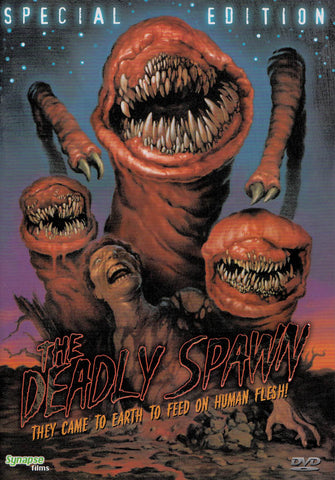 The Deadly Spawn (Special Edition) DVD Movie