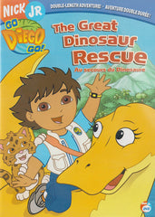 Go Diego Go - The Great Dinosaur Rescue (Bilingual)