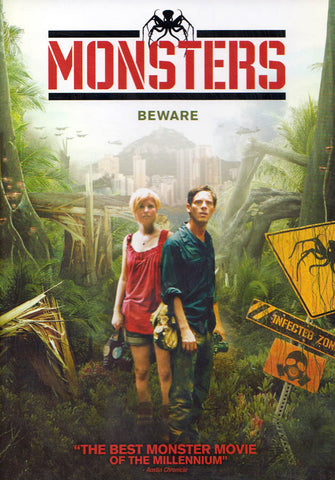 Monsters DVD Movie