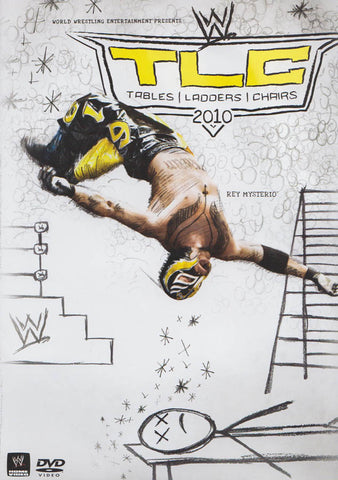 WWE - TLC (Tables, Ladders and Chairs) 2010 DVD Movie