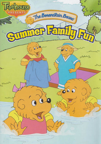 The Berenstain Bears - Summer Family Fun DVD Movie