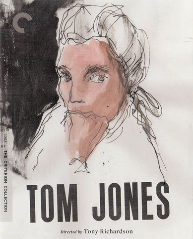 Tom Jones (The Criterion Collection) (Blu-ray) BLU-RAY Movie
