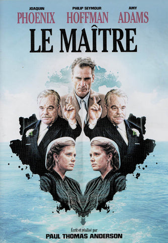 Le Maitre (French Cover) DVD Movie