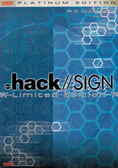 .hack//SIGN - Uncovered (Vol. 5) (Platinum Edition) (Boxset)