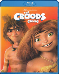 The Croods (Blu-ray) (Bilingual)