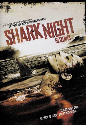 Shark Night (Bilingual) DVD Movie