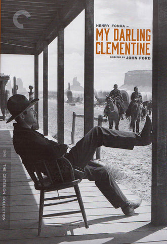 My Darling Clementine (The Criterion Collection) DVD Movie