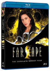 Farscape: The Complete Season 4 (Blu-ray)