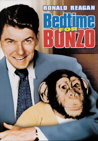 Bedtime for Bonzo DVD Movie