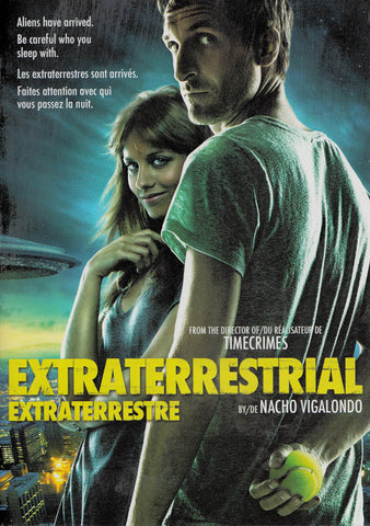 Extraterrestrial (Bilingual) DVD Movie